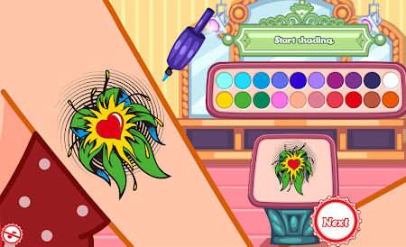 Tattoo designs salon 1.0.2 screenshot 540396