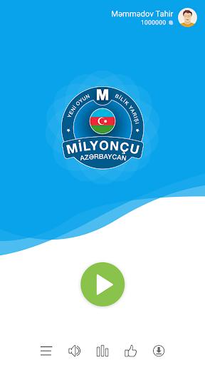 🇦🇿Yeni Milyonçu 2020: Bilik yarışması, Söz Oyunu 2.6.41 screenshots 1