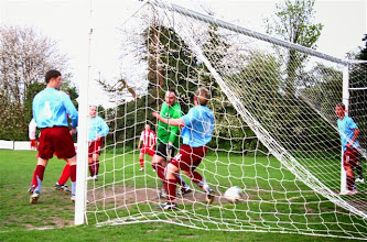 Photo: 17/04/07 v Sheppey United (KCL1E) 1-1 - contributed by Paul Roth