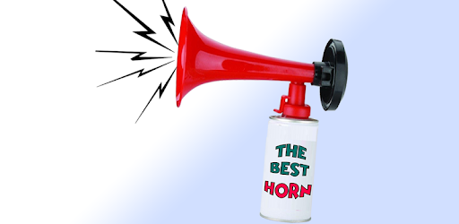 If you want to make noise, make it with this air horn application