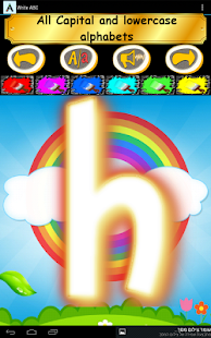 Write ABC - Learn Alphabets- screenshot thumbnail
