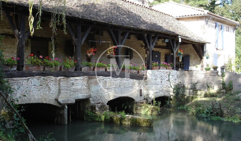 Moulin Casteljaloux