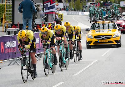 Jumbo-Visma maakt selectie bekend voor de Giro en rekent met Nederlander op eindwinst