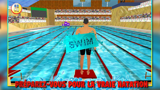 cofe tricheréel Pool La natation Eau Course 3d 2017 Amusement  1
