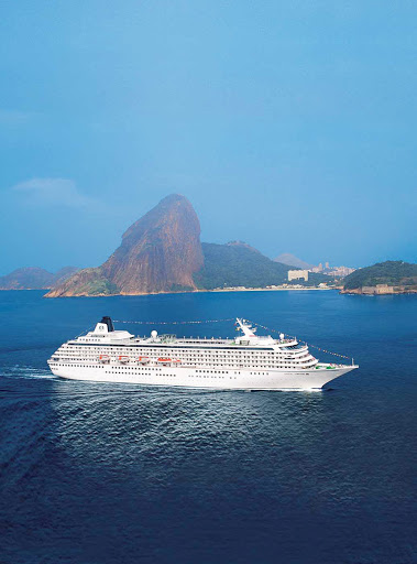 Sail into Rio de Janeiro's epic harbor in style aboard Crystal Symphony.