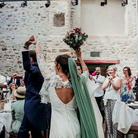 Fotógrafo de bodas Marta Fresnillo (martafresnillo). Foto del 25.10.2017
