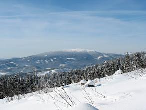 Photo: 22.Pilsko (1557 m) ze stoków Babiej góry.
