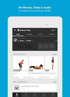 Workout Trainer: fitness coach Screenshot 11