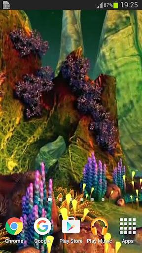 仙境3D动态壁纸