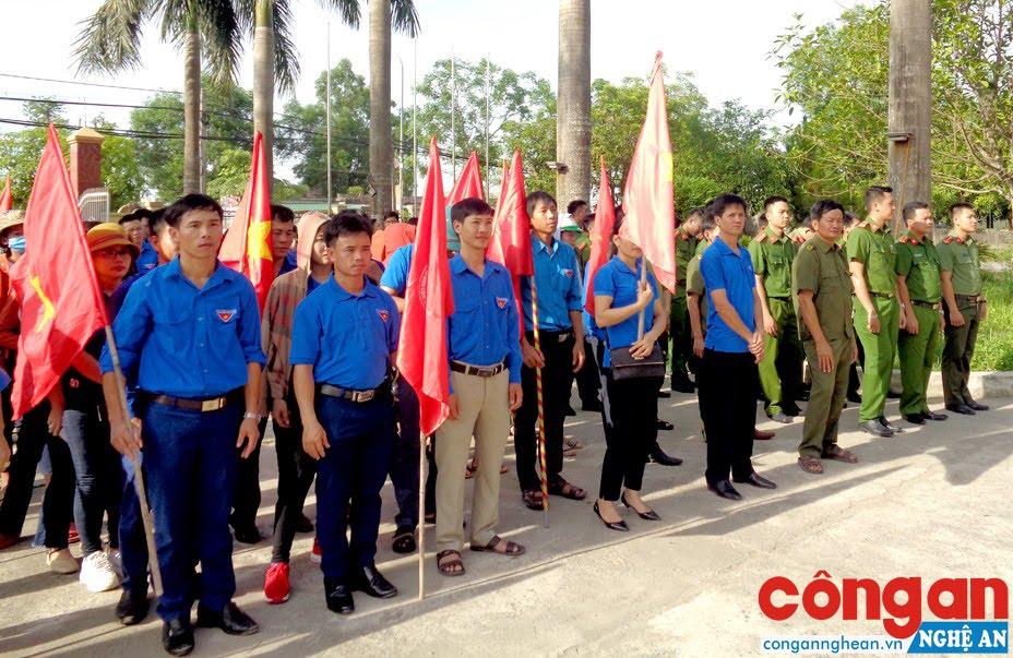 Hơn 300 đoàn viên, thanh niên tham dự lễ ra quân Tháng hành động phòng, chống ma túy năm 2019