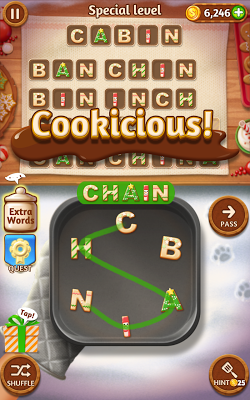 Word Cookies™ - screenshot