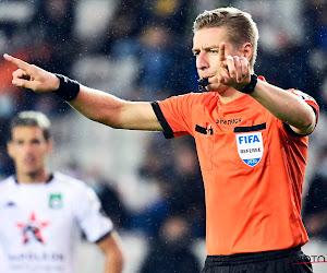 """Lawrence Visser, numéro 1 des arbitres belges ? """"De bons arbitres chez nous marquent des points pour l'Europe"""""""