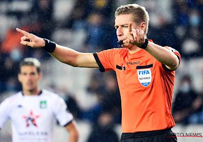 Les arbitres reviennent sur les actions litigieuses du week-end: le penalty annulé à Bruges est décrypté