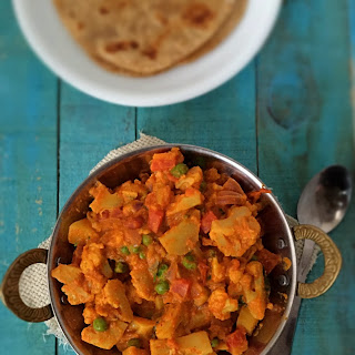 Indian Vegetable Curry Side Dish Recipes.