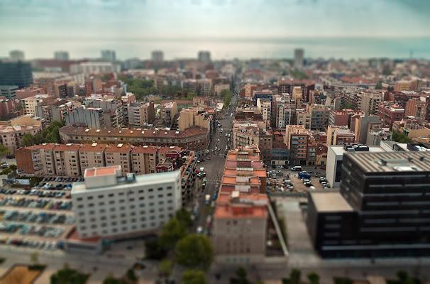 Barcellona in Minitura di Gillio