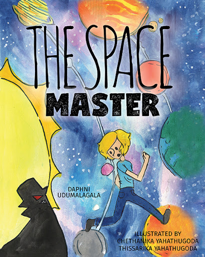 The Space Master cover