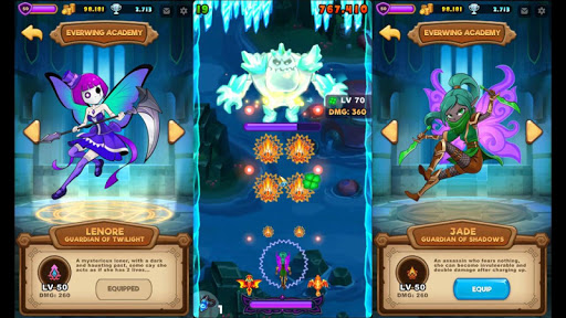 Everwing screenshot 2