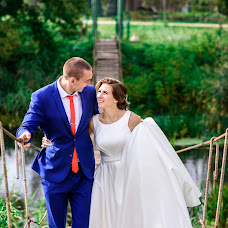 Wedding photographer Oleg Medvedev (OlegMedvedev). Photo of 30.01.2018
