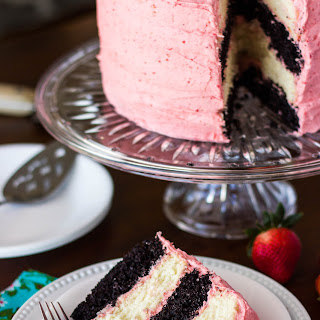 Neapolitan Layer Cake.