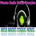 WEB RÁDIO TOQUE NOVO icon