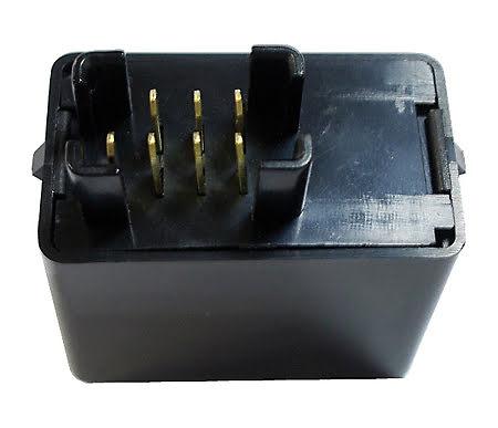 blinkersrelä 7-pin till SUZUKI, 12V, 0.05A-10A