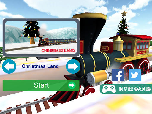 Foto do Christmas Trains