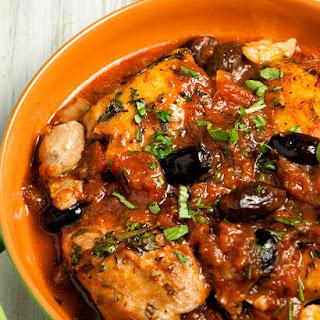 Nicoise Chicken Stew Recipe