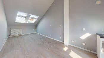 Appartement 2 pièces 39,49 m2