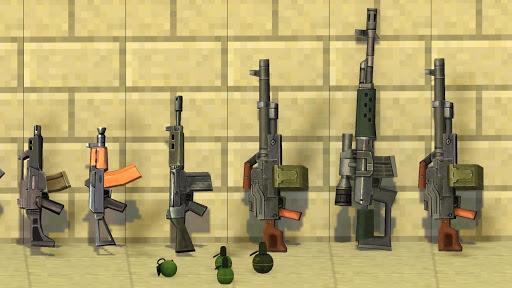 Code Triche StrikeBox: Sandbox&Shooter APK MOD (Astuce) screenshots 6