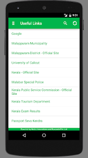 Malappuram Citizen Empowerment- screenshot thumbnail