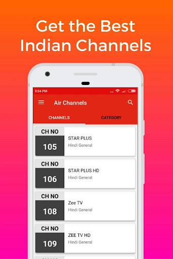 Download Channels List & online recharge for Dish Tv India