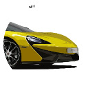 McLaren HD Wallpaper New Tab