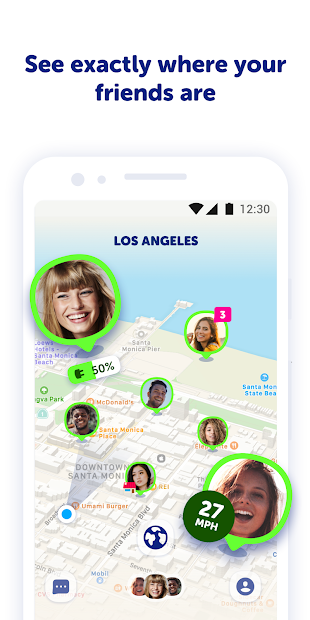 Zenly - Best Friends Only Android App Screenshot