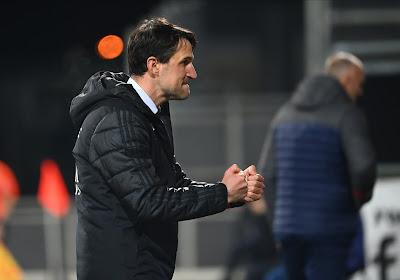 """Eupen aux anges après le succès contre Charleroi : """"Nous sommes sur la bonne voie"""""""