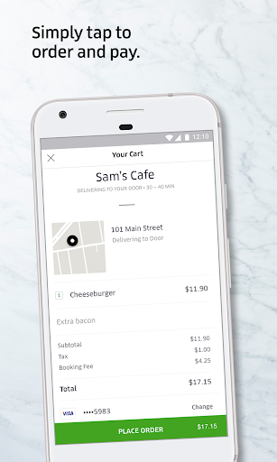 Uber Eats: Local Food Delivery 1.180.10002 screenshots 3