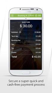 Apparo Logistics Driver App - náhled