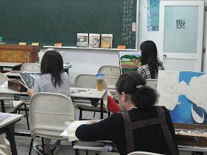 Photo: 20111018頭份(二)油畫創作001