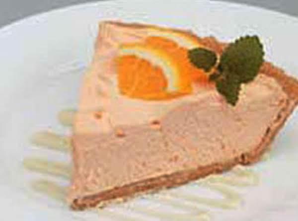 Orange Dreamsicle Pie
