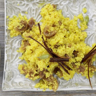 Indian Spiced Couscous Recipes
