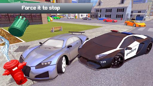 NY Police Chase Car Simulator - Extreme Racer 1.4 screenshots 10