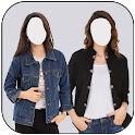 Women With Jackets Photo Suit New icon
