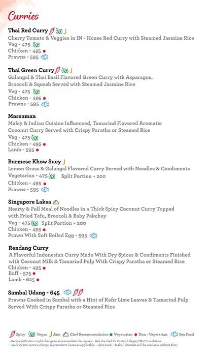 Asian Town menu 7