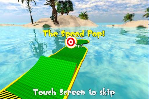 Tiki Golf 3D FREE  screenshot 9