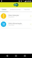 Screenshot of Meu Alelo