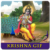 GIF Lord Krishna Collection