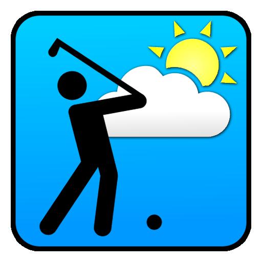 ゴルフ場の天気 運動 App LOGO-硬是要APP