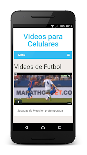 Football Videos- screenshot thumbnail