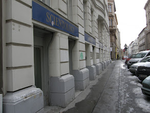 Photo: Wien, Vienna, Bécs, Austria, scientology, szcientologia, szcientologusok, Kirche, church, templom
