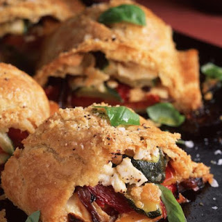 Mediterranean Vegetable Pie