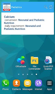 Pediatrics & Neonatology Book- screenshot thumbnail